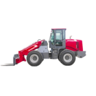 Loader And Wheel Loader China Brand New Product 2.5ton Mini Wheel Loader Price With CE Approved