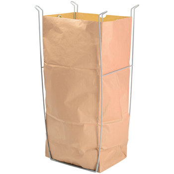 Customized Compostable Biodegradable Eco Hotel Paper Trash Bags