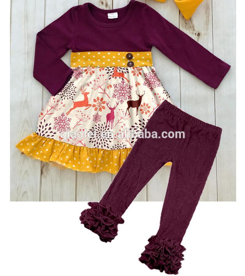 make your own print Kids Baby Girls Cotton Toddler Wholesale Children's Christmas Socks Printed Navy Pajama For Children