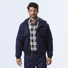 fireproof jacket in mens safety clothing