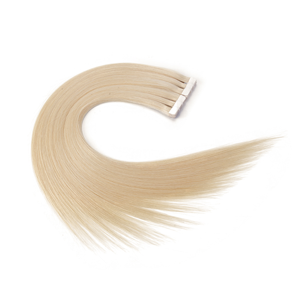 seamless injected Hair extention Double Drawn European Virgin <strong>Human</strong> injected Hair Extension