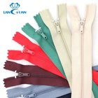 double bone high quality invisible zipper for suit pants