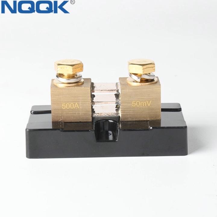 Tipo US 3020-01108-0 resistenza di shunt 100A 100mV A Base shunt Resistenze DC meter shunt 250 micro ohm