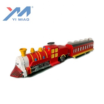 Factory Supplier Low Price Mini Electric Train For Kids