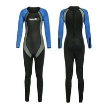 Chất Lượng cao Neoprene 5mm Triathlon Yamamoto Phụ Nữ Wetsuit