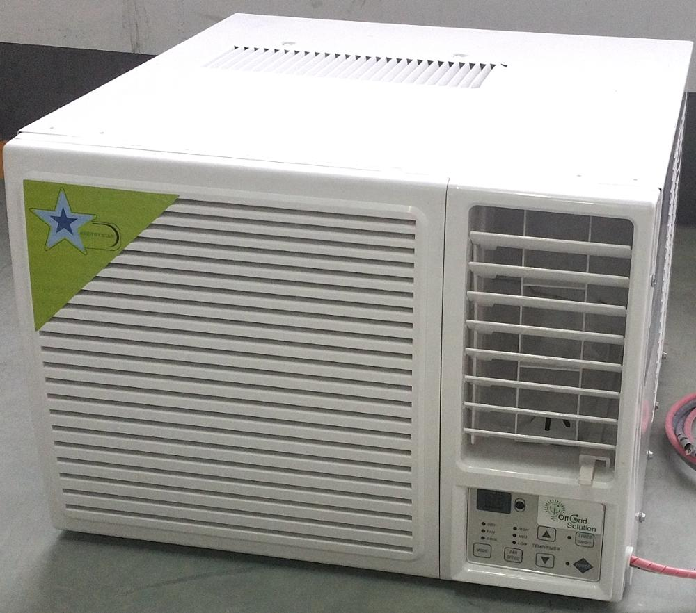 Hot sales 24V DC off-grid 7000btu solar <strong>air</strong> <strong>conditioner</strong> <strong>window</strong> AC