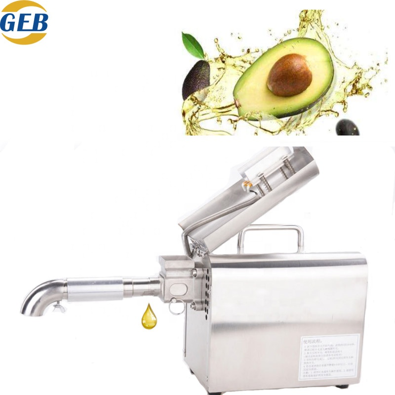 industrial oil press machine ground peanut oil extraction machine