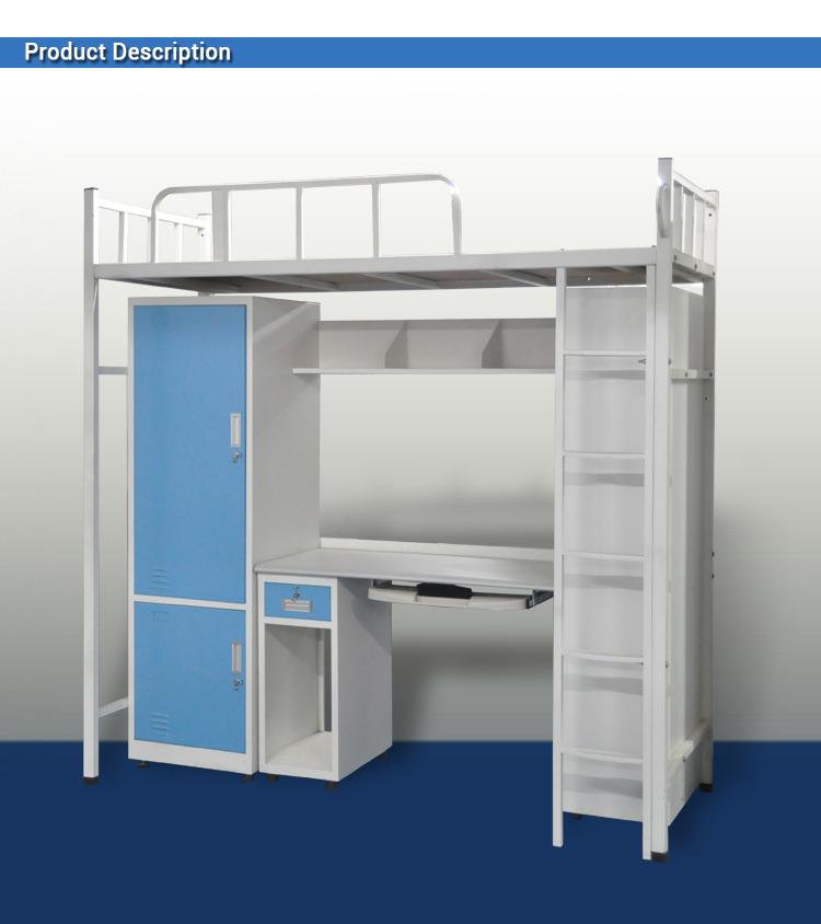 Спальня для взрослых дешевые Утюг двухъярусные кровати с Матрасы для хостелы