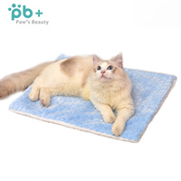 super soft self heated mattress cat pet heating pad cover