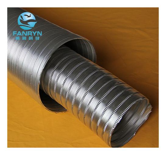 Flexible Duct Abluftschlauch Aluminium Lüftungsrohr Folie Air Vent Küche 2m//3m