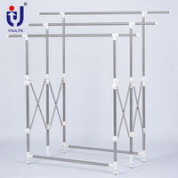 Available laundry folding drying rack