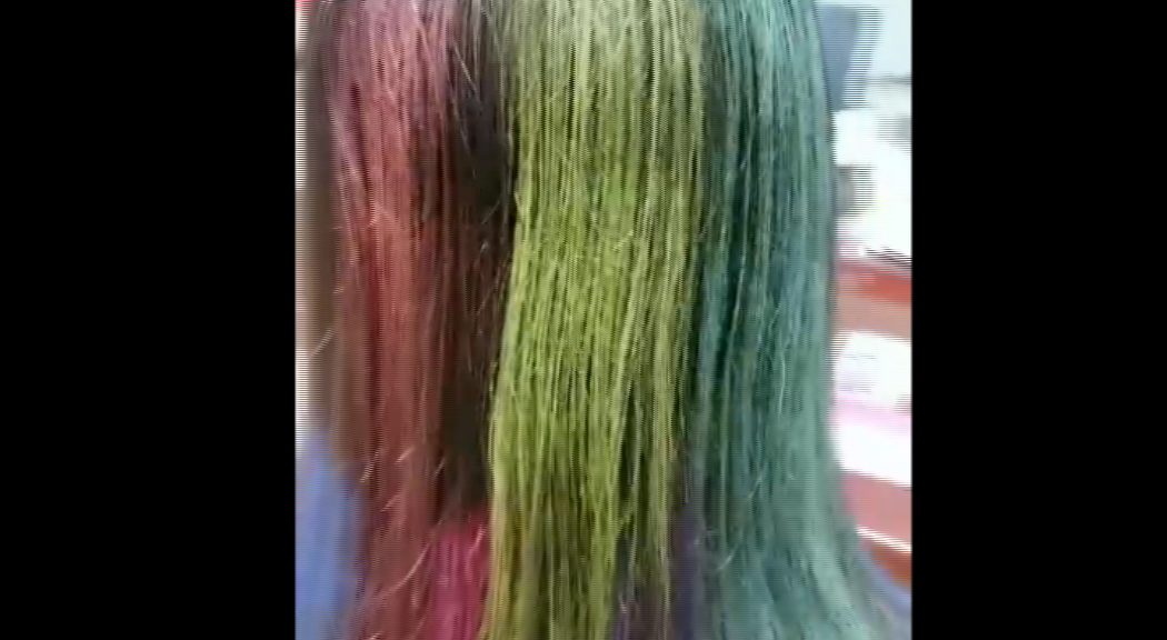 China Manufacturers Meidu Hair Colour Product Hair dye Brands Spray Form 18 Colours Washable Temporary Spray Hair Color