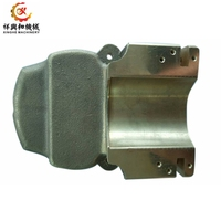 high quality OEM brass sand casting for machine parts
