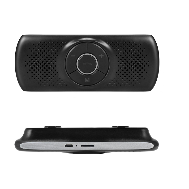 Wireless <strong>Bluetooth</strong> <strong>Car</strong> Kit Set Handsfree Speakerphone Multipoint Sun <strong>Visor</strong> Speaker <strong>For</strong> Phone Smartphones <strong>Car</strong> <strong>Bluetooth</strong>
