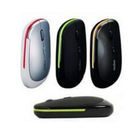2.4G Wireless 4D Flat Personalized Portable Computer Accessories Slim Mouse