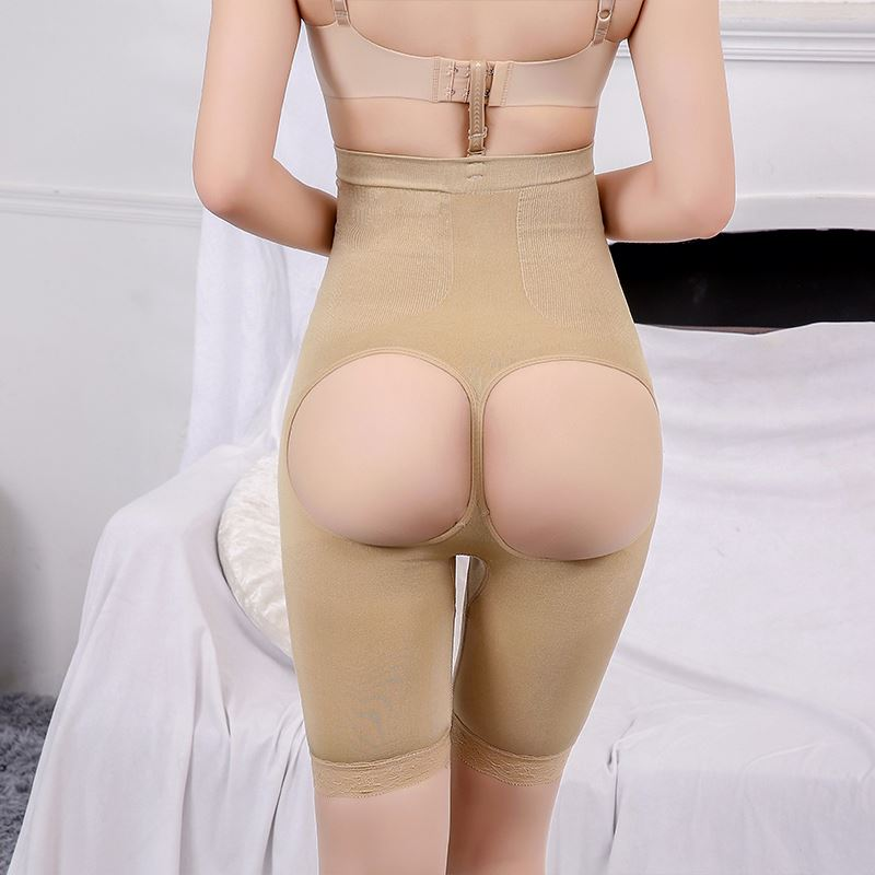 Plus size women shaper girdle butt lifter panties corset tummy control booty lifter shapewear panties