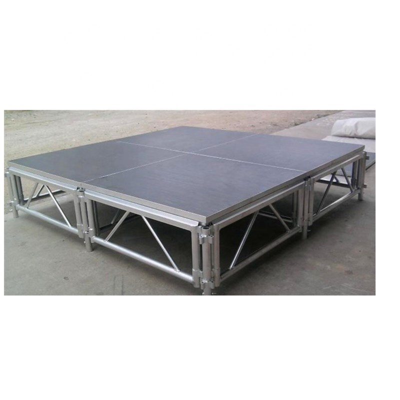 Aluminum brace <strong>stage</strong> for <strong>stage</strong> led screen for concert platform