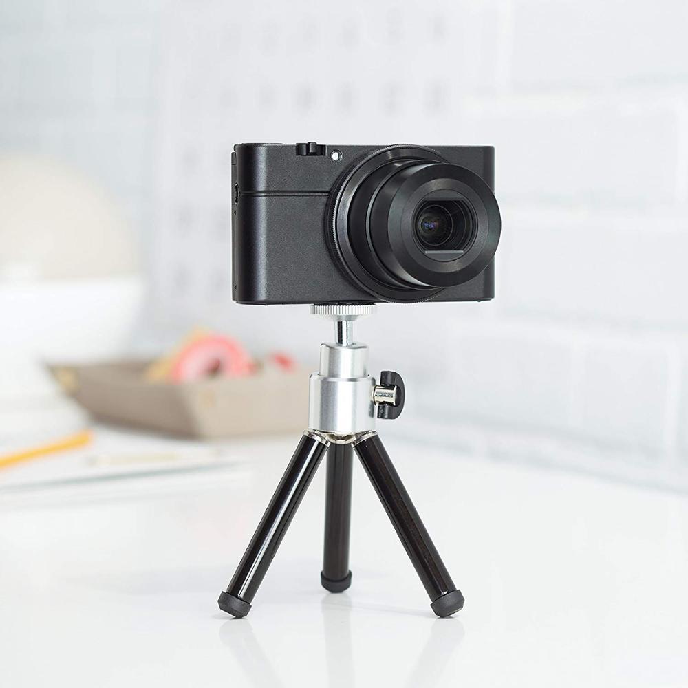 2020 colorful Extendable digital camera mini tripods
