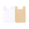 Wholesale Silicone Mobile Cell Phone Pocket Case Credit Phone Card Holder