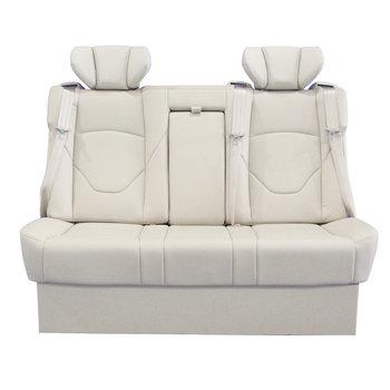 Sofa With Footrest For Luxury Car Jyjx