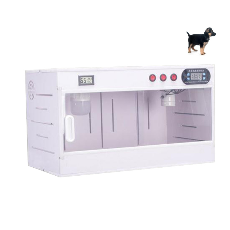 Intelligent temperature control medical equipment dog puppy veterinary pet incubator for sale