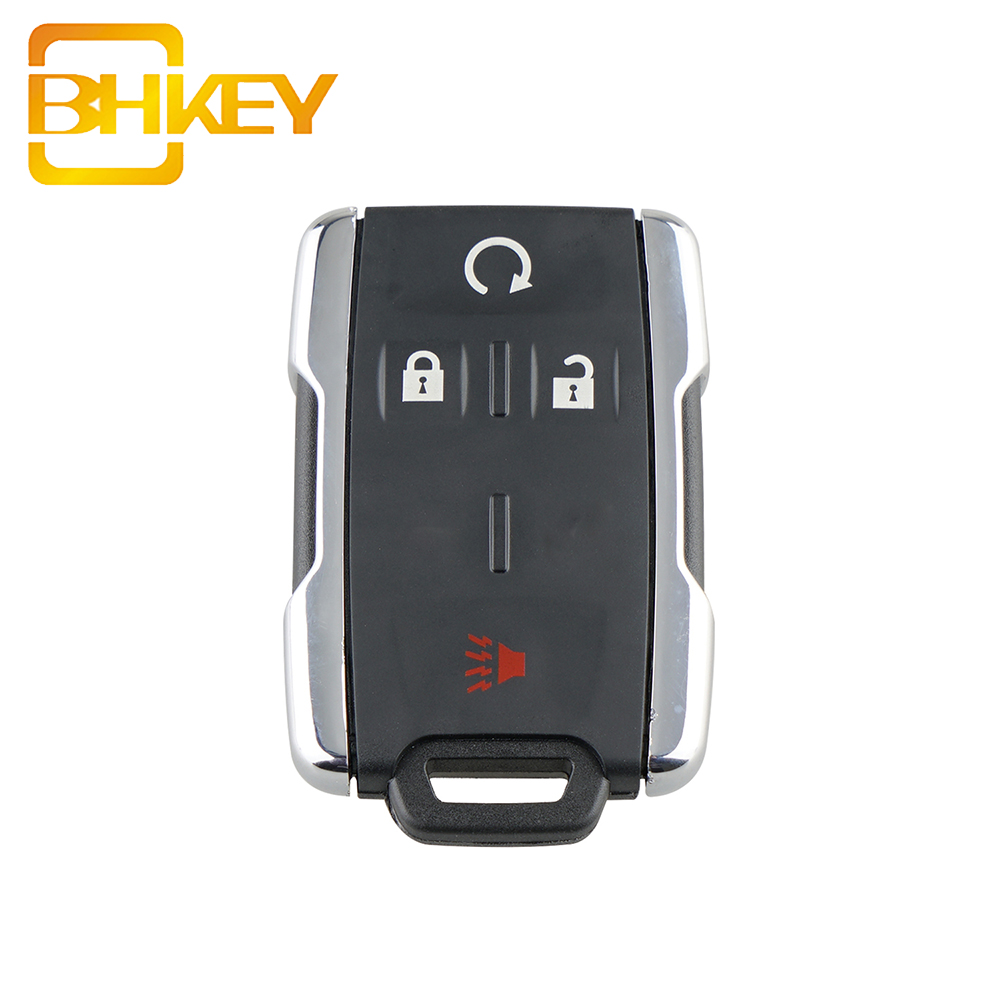 4 Buttons 315Mhz Keyless Entry Car Fob Remote <strong>Key</strong> For Chevrolet Silverado Colorado Tahoe Suburban Sierra Canyon M3N-32337100