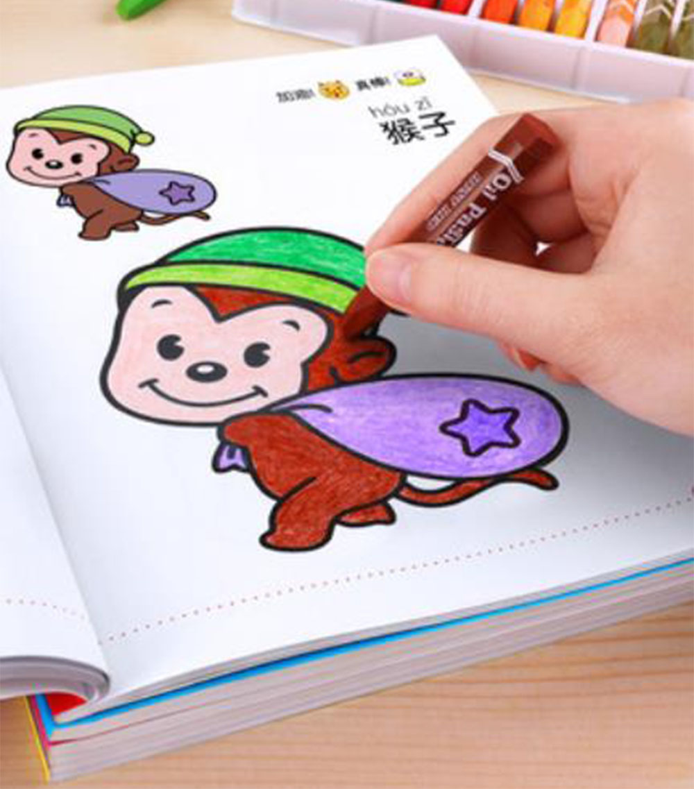 customized kids coloring books children color book
