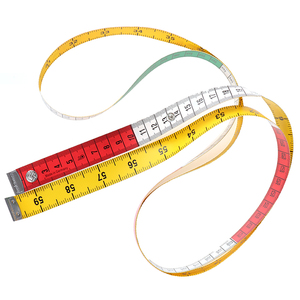 High Quality 1pcs 150cm/60inch Body Measuring Ruler Sewing Tailor Tape for Household Soft Tape Measure