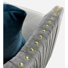 Furniture Sofa New Luxury Furniture Sofa Home Gray Corner Sofa Modern Sofa Designs In Velvet Fabric