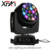 K10 bee eye led 19x15W 4-in-1 RGBW beam wash zoom moving head led stage light