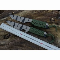 STRIDER High Quality 440 blade Strider HT Fixed blade outdoor survival knife hunting knife tactical rescue hand tools knife