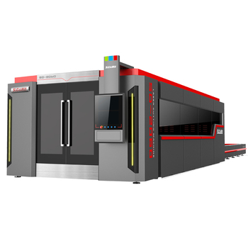 3KW 4KW 6KW 10000W 12000W IPG Raycus CNC Fiber Laser Cutting Machine For Stainless