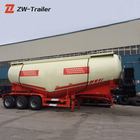Top brand trailer company supply bulk powder tanker trailers
