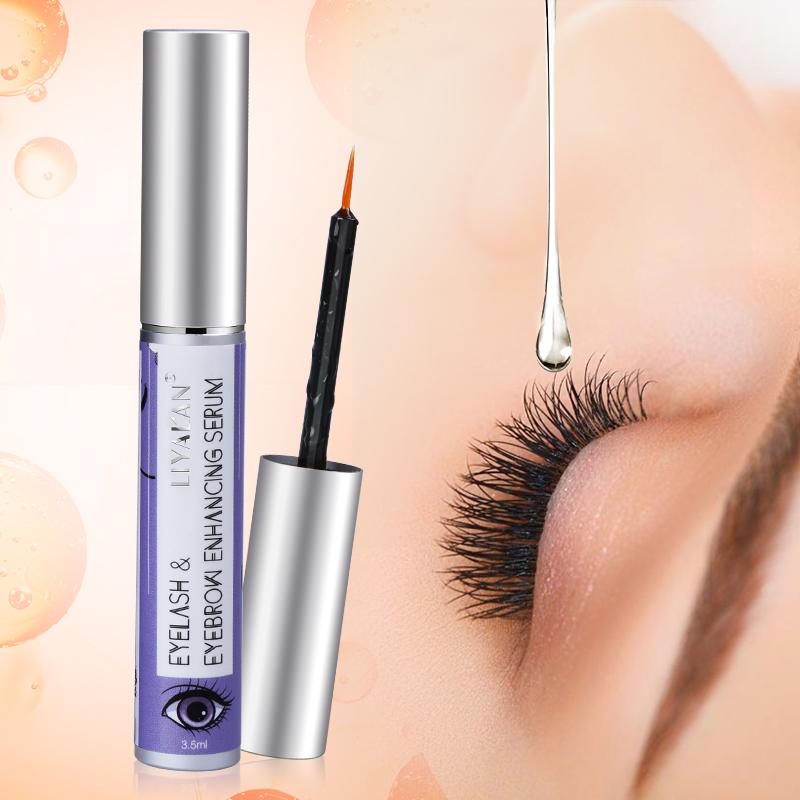 OEM Private Label Cosmetic Nourish Treatment Eyelash Enhancer Growth Serum