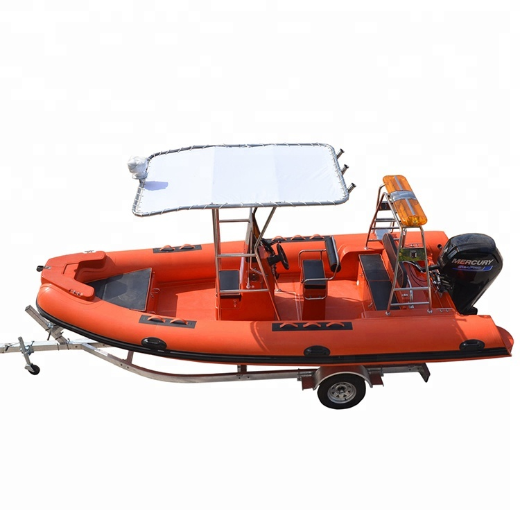 RIB Boat best Rigid Inflatable Yacht For Sale