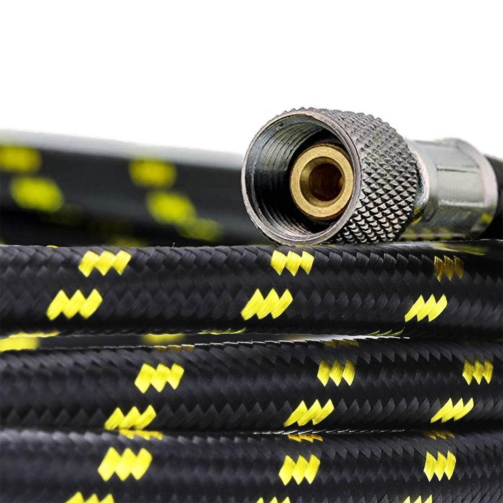 WD-24 air brush accessories mini spray gun Braided nylon airbrush hose