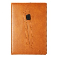 Leder tasche journal notebook mit <span class=keywords><strong>stift</strong></span> schleife <span class=keywords><strong>planer</strong></span> mit zipper