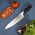 Best Seller High Quality 8 Inch German 1.4116 Stainless Steel Kitchen Chef Knife with ABS Handle