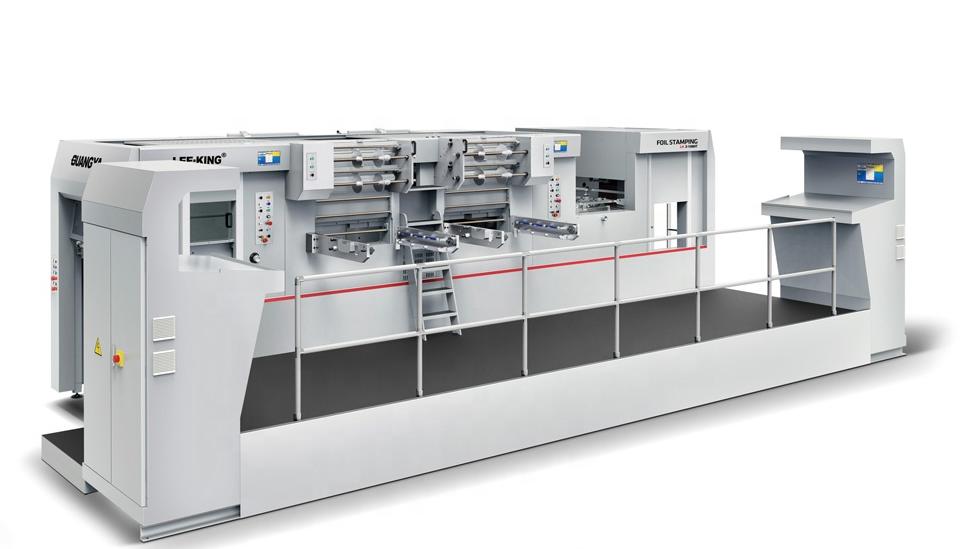 Machine À Chaud En Aluminium Feuille D'or Imprimante Dorure à Chaud Automatique À Vendre