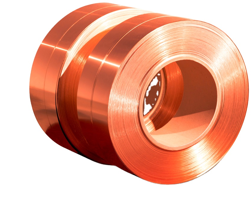 C1100/C1020/C1220 Copper Strip for Transformer