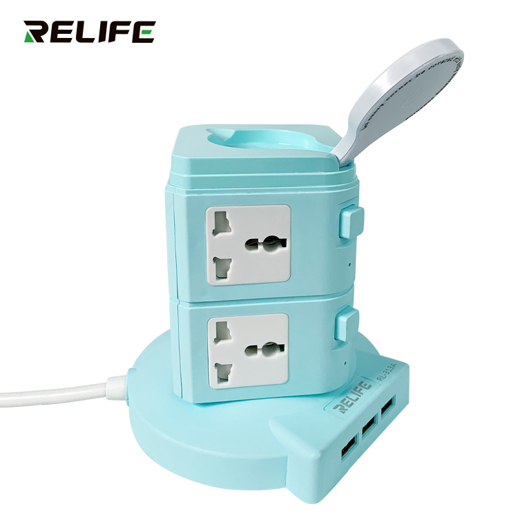 RELIFE RL-313A/314A/315A Multi-fuction Safety Socket with wholesale price