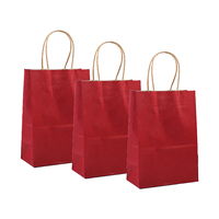 Custom Printed Shopping Carry Reinforced Die Cut Handle Paper Bag With Logo Customs Data