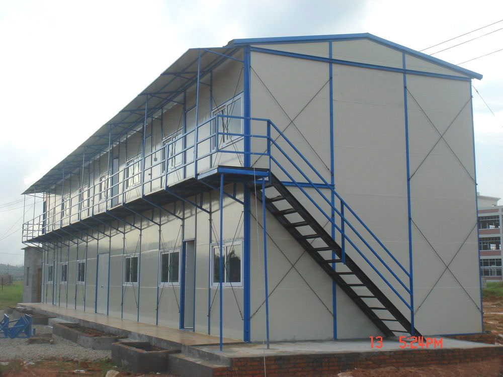 China factory price easy to install best quality k type prefab house for sale