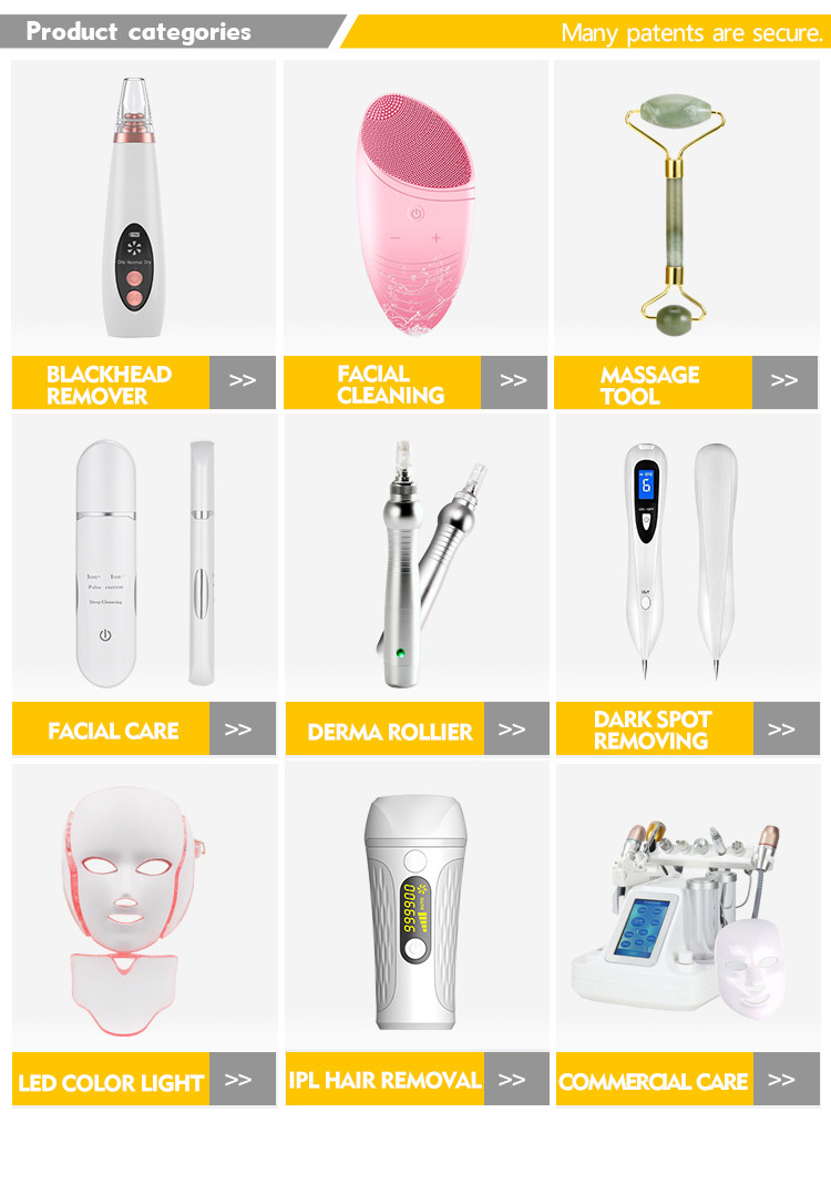 Best seller cleansing system facial brush, Beauty Tool Facial Pores Cleanser Face Brush, facial cleansing brush