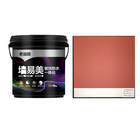 Paint Nano Textured Paint Water Repellent Decorative Integration Nano Stucco For Outdoor And Indoor