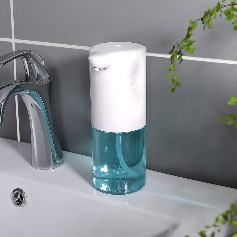2020 New Touch Free Auto Touchless Sensor Automatic Liquid Hand Soap Dispenser