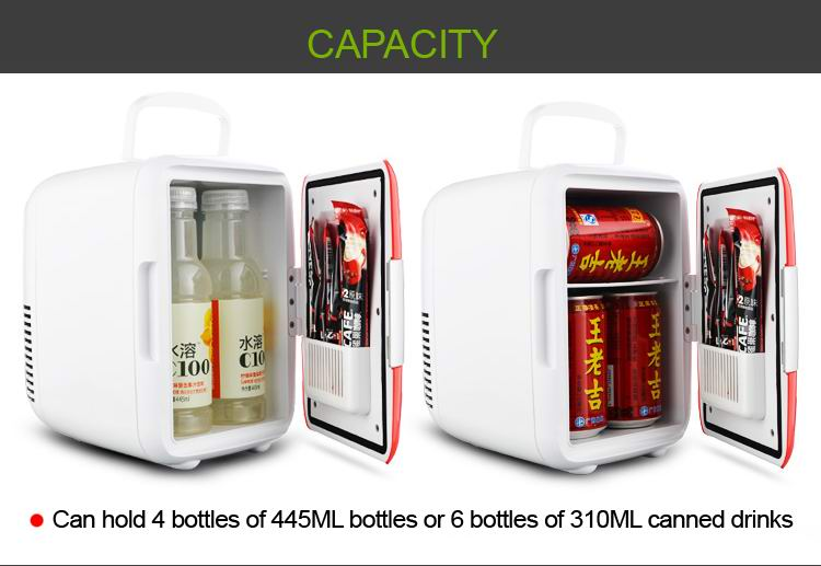 Super quality Portable mini fridge 12v refrigerator for car