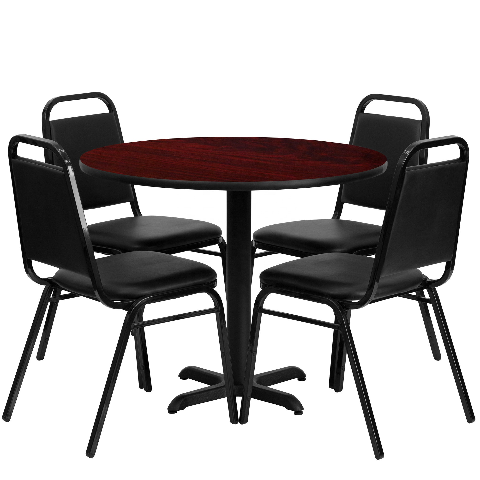 Full Set Modern Cheap Tables And Chairs Wholesale Used Restaurant Furniture