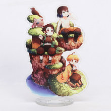 16 см японское аниме демон убийца Kimetsu no Yaiba фигурка Kamado Tanjirou Nezuko ПВХ фигурка модель воина Фигурки игрушки подарки(Китай)