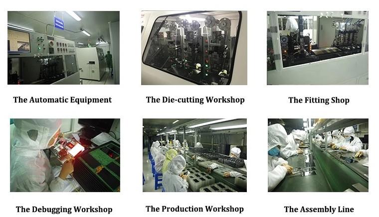 Factory supply 5.2 ''panel lcd lcd display oem met hdmi naar mipi voor gezichtsherkenning systeem